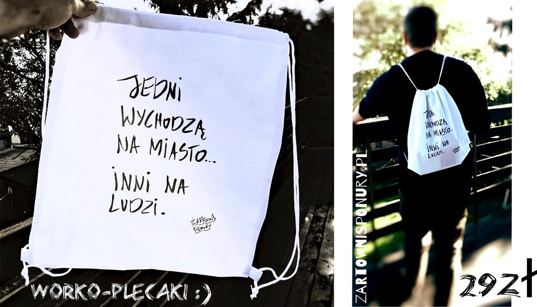 Plecako-worek